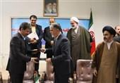 امضای تفاهم نامه وزارت ارشاد و استانداری آذربایجان غربی