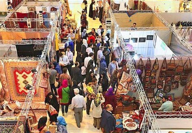 نهمین نمایشگاه سراسری صنایع دستی استانها در بوشهر گشایش یافت