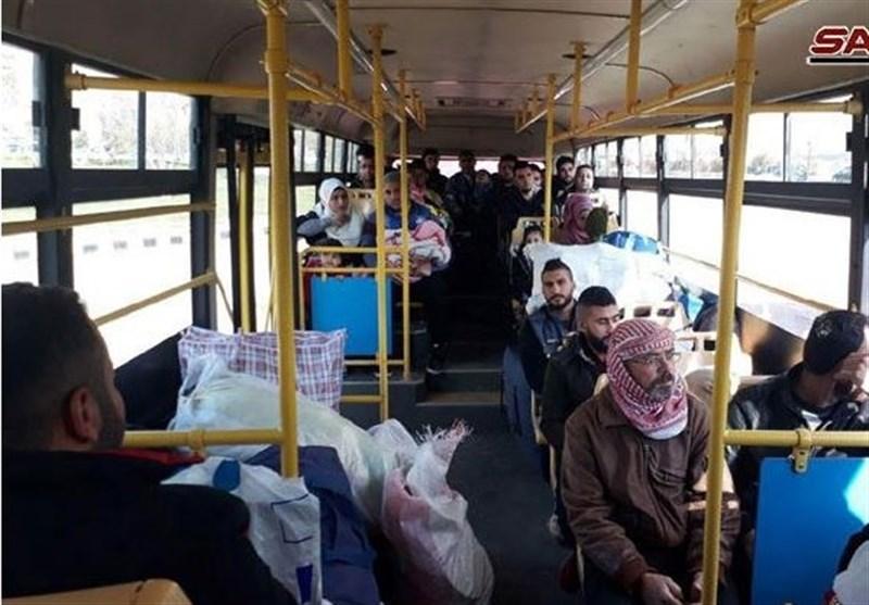 بازگشت بیش از 1400 آواره سوری به کشورشان طی 24 ساعت اخیر