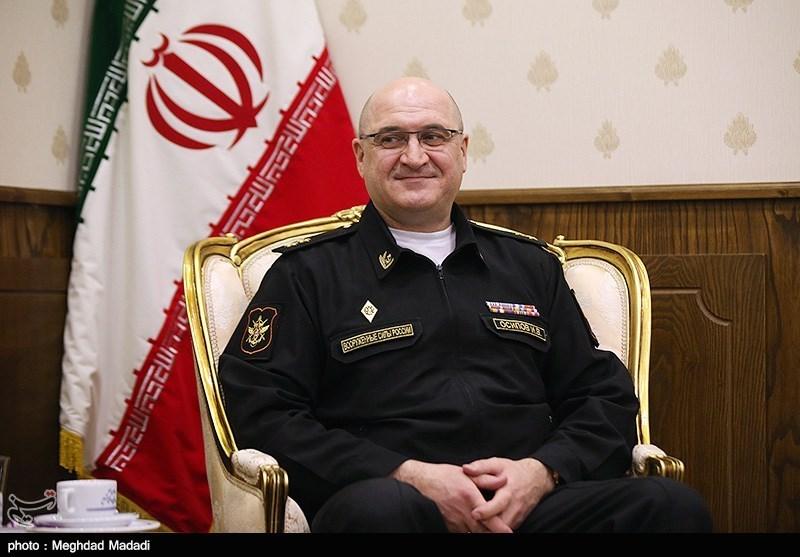 ژنرال اسیپوف معاون رئیس ستاد کل نیروهای مسلح روسیه