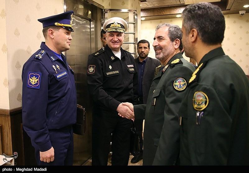 کمیسیون مشترک نظامی ایران و روسیه