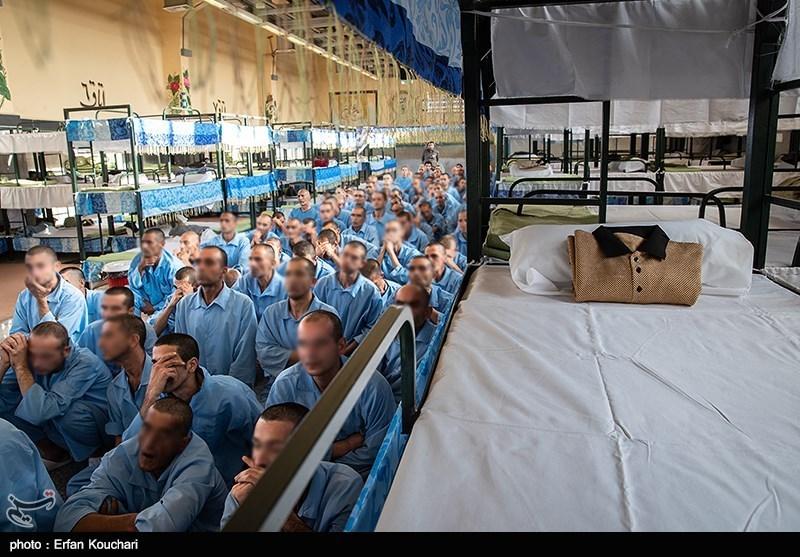 بیشترین آمار عفو گسترده زندانیان تهرانی متعلق زندان فشافویه است