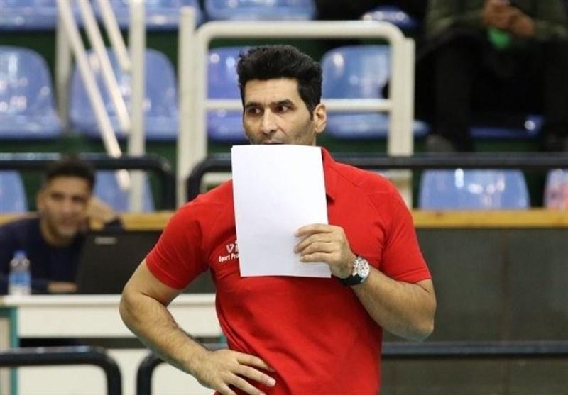 سرمربی شهروند اراک: برای بقا در لیگ میجنگیم؛ توان بازیکنانم محدود است