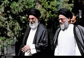 فردا؛ اقامه نماز بر پیکر آیتالله هاشمی شاهرودی توسط امام خامنهای