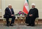 تاکید روحانی بر اهمیت توسعه روابط با جمهوری آذربایجان
