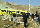 واژگونی اتوبوس در یکی از واحدهای دانشگاه آزاد با 7 جانباخته