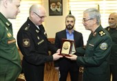 Top General Urges Closer Iran-Russia Military Ties