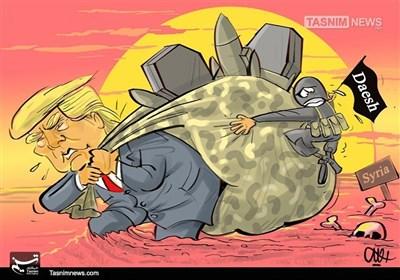 Trump's Forces Leaving Syria after No Achievement