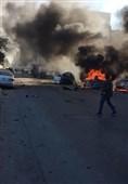 جزئیات حمله انتحاری به وزارت خارجه لیبی + تصاویر