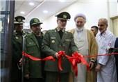 وزیر دفاع نخستین موتور «واترجت ملی» را رونمایی کرد