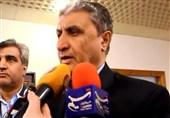 وزیر راه در گفتوگو با تسنیم: تلاش بر فعال کردن قطعه دوم راه آهن چابهار ـ سرخس تا پایان سال + فیلم