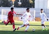 Iran U-23 Football Team Draws Jordan in Friendly