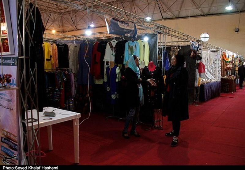 نمایشگاه سراسری صنایع دستی استانها در بوشهر به روایت تصویر