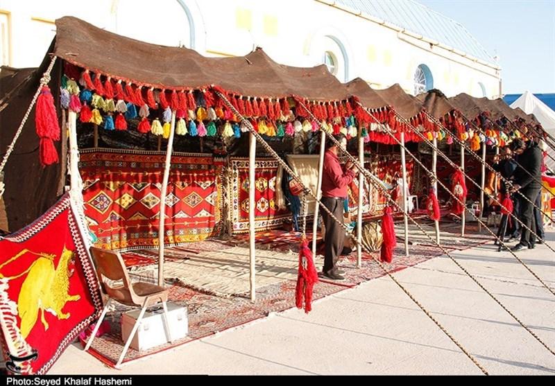 توانمندی صنایع دستی 31 استان در بوشهر ارائه شد+فیلم