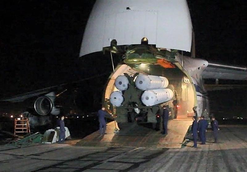 نقش سامانه اس-300 در افزایش توان دفع حملات موشکی به سوریه