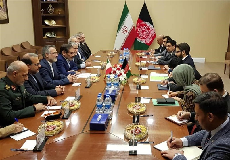 Iran Says in Talks with Taliban, Kabul Kept Abreast of Issue