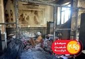 اولین مستند از آتشسوزی مدرسه زاهدان در تلویزیون