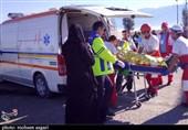 3 کوهنورد گرفتارشده در ارتفاعات شیرکوه یزد نجات یافتند