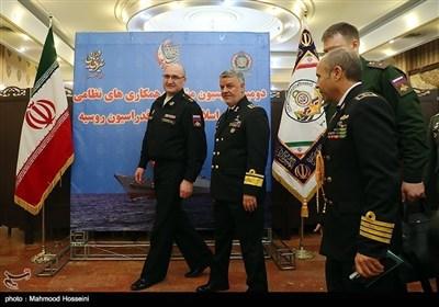 جنرل ایگور اوسیپوف کی جنرل حسین خانزادی سے ملاقات