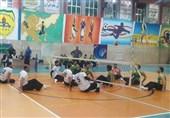 لیگ برتر والیبال نشسته| ثبت دو پیروزی در کارنامه شهرداری ورامین