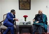 شمخانی در دیدار با کرزی: آمریکا هیچگاه خیرخواه مردم افغانستان نیست