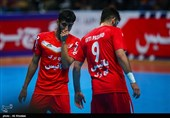 اصفهان| هفته بیستوششم لیگ برتر فوتسال؛ تقابل گیتیپسند با حفاری در سکوت پیروزی