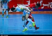لیگ برتر فوتسال| آغاز هفته دوم با شکست سنگین گیتیپسند و برتری سوهان محمدسیما