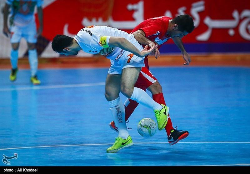 لیگ برتر فوتسال| مس سونگون با تساوی مقابل سوهان محمدسیما راهی فینال شد