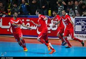 اصفهان| پیروزی قاطع گیتیپسند برابر حفاری در نیمه نخست؛ گیتیپسند 3 ملی حفاری اهواز یک