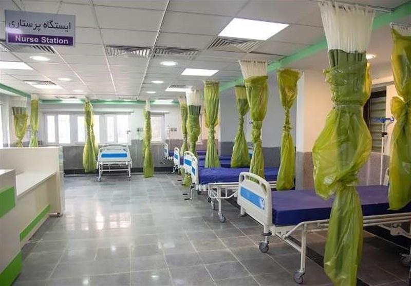 بیمارستان 71 تختخوابی شهرستان سرپلذهاب افتتاح شد
