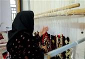 دارهای قالی ارگونومیک، یکی از دستاورد خوشه فرش دستباف زنجان است