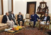 Iranian, Ex-Afghan Officials Discuss Tehran-Kabul Security Cooperation