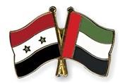 الإمارات تعلن عودة العمل بسفارتها فی دمشق