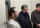 دبیر مجمع تشخیص مصلحت نظام از آیت الله مومن عیادت کرد