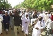 برگزاری موج جدیدی از اعتراضات در سودان و سرکوب آن