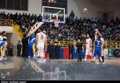 پلیآف لیگ برتر بسکتبال| پیروزی پتروشیمی، شیمیدر، شهرداری گرگان و پالایش نفت آبادان