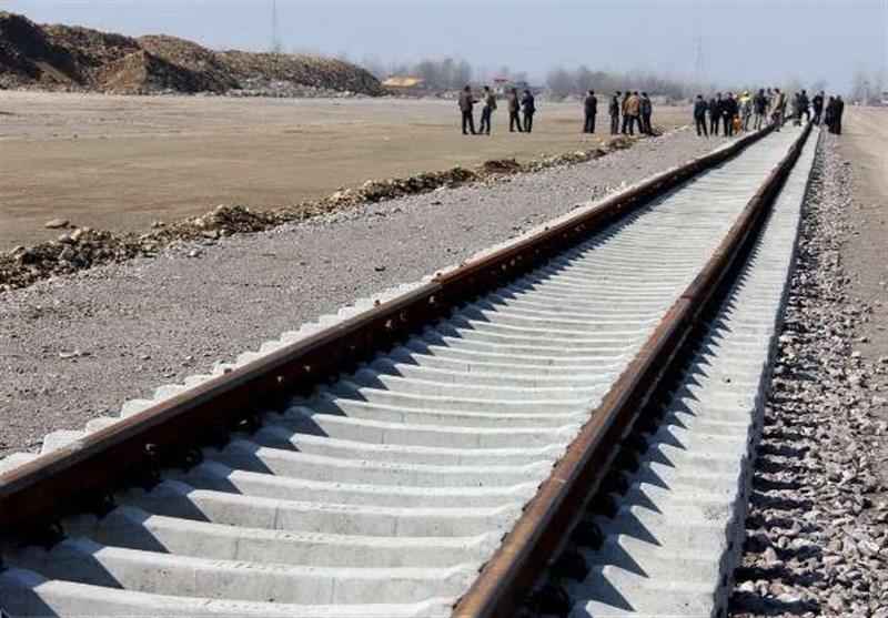 پروژه خط ریلی مشهد - بجنورد - گرگان نیازمند یک میلیارد یورو هزینه است