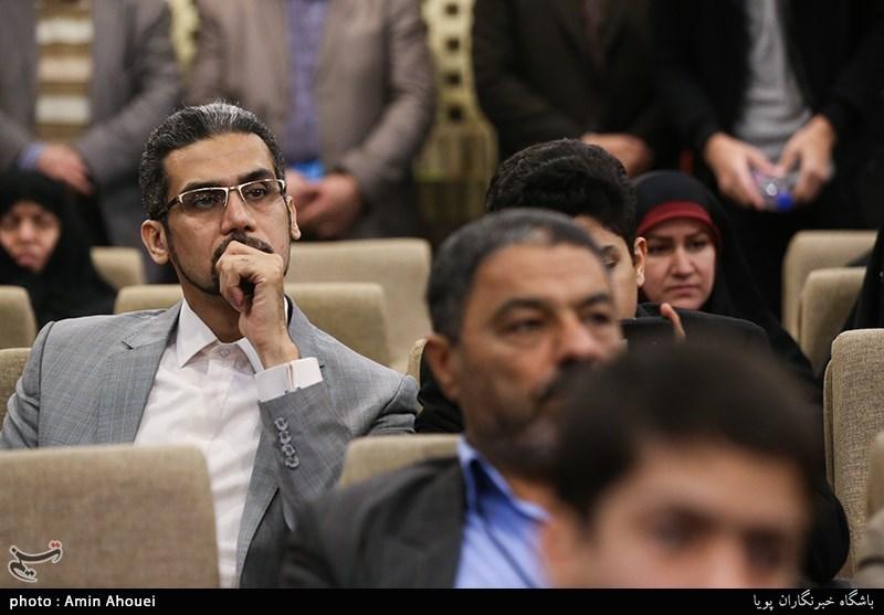 دکتر یاسر عبدالزهرا رایزن فرهنگی عراق در ایران