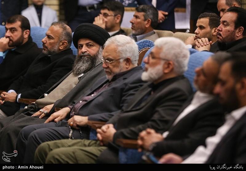 حجت الاسلام سید حامد جزائری در چهارمین سالگرد شهید مدافع حرم، سردار سیدحمید تقوی