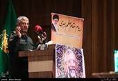 سخنرانی سردار محمدعلی جعفری در چهارمین سالگرد شهید مدافع حرم، سردار سیدحمید تقوی