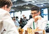 نایب قهرمانی علیرضا فیروزجا در مسابقات بینالمللی شطرنج ایسلند