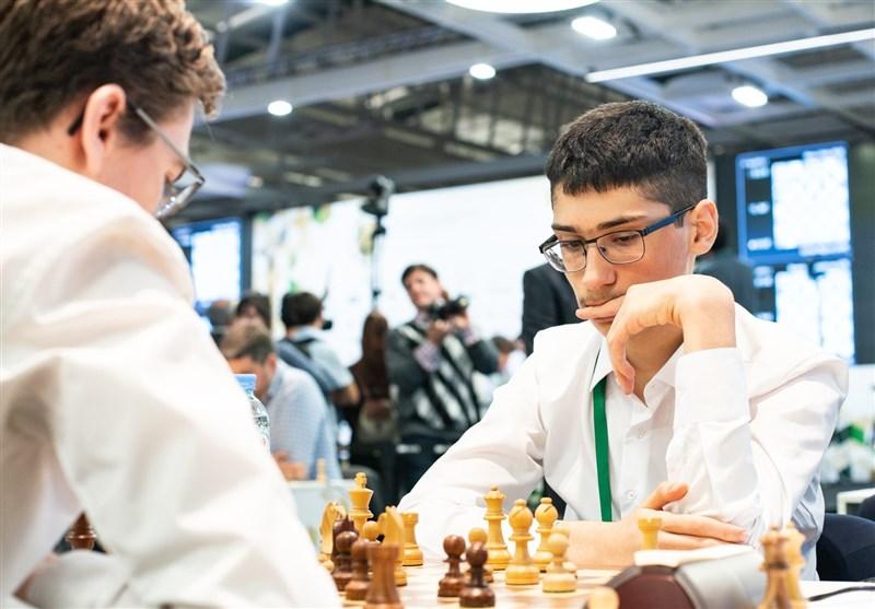 مسابقات شطرنج جام فجر| فیروزجا قهرمان شد، قائم مقامی به عنوان سوم دست یافت