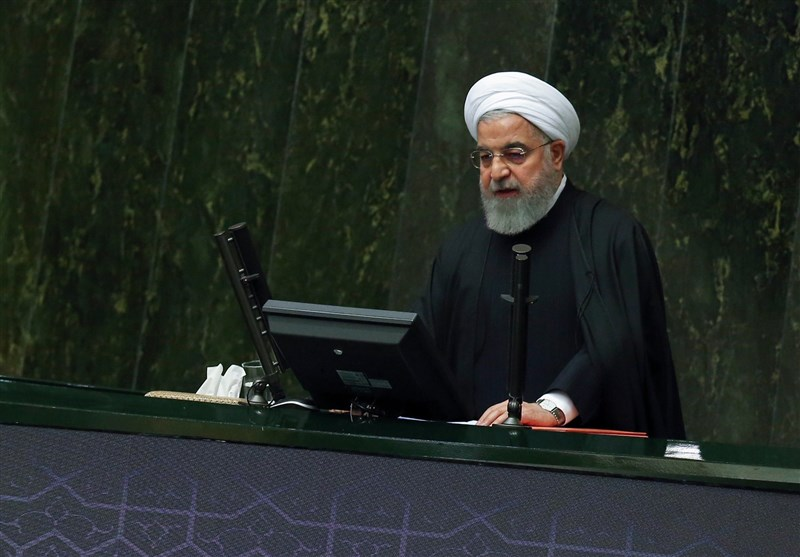افتتاحیه مجلس یازدهم| روحانی: مبنای همکاریهای دولت و مجلس چارچوب قانون اساسی است