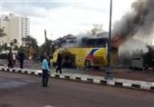 تعداد کشتههای حمله مرگبار به اتوبوس گردشگران مصری به 4 نفر رسید