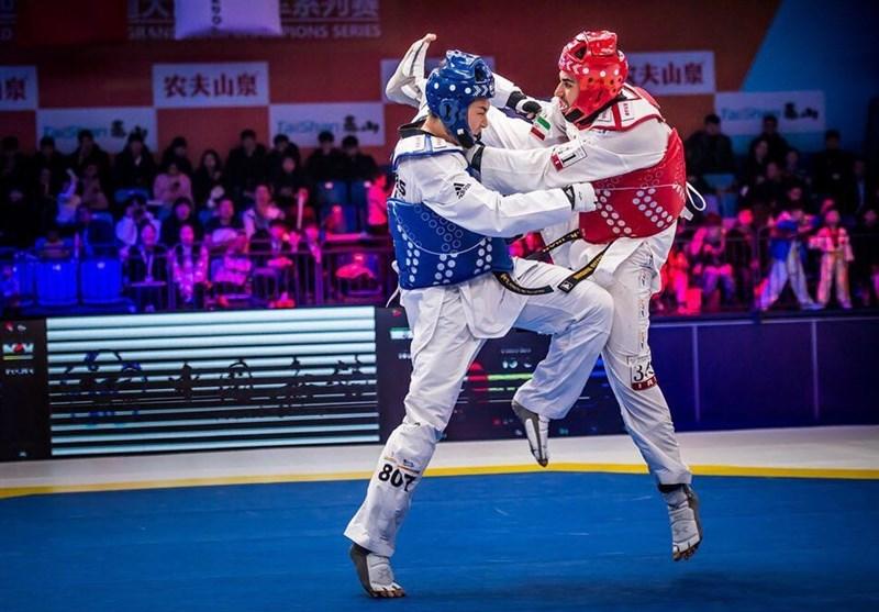 Iran Medal Tally Swelled to 12 at Asian Taekwondo C'ships