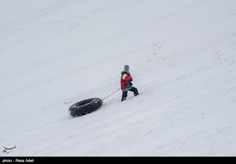 Sahand Ski Resort, Tabriz, Iran