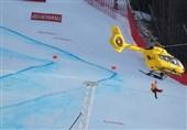 مصدومیت شدید اسکیباز اسلوونیایی در ایتالیا