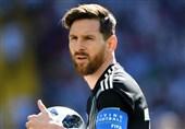 فوتبال جهان| تلاش اسکالونی برای بازگرداندن مسی به تیم ملی آرژانتین