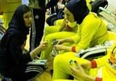 سرمربی تیم بسکتبال بانوان پالایش نفت آبادان: مربی هیرو بازی را به حاشیه کشاند