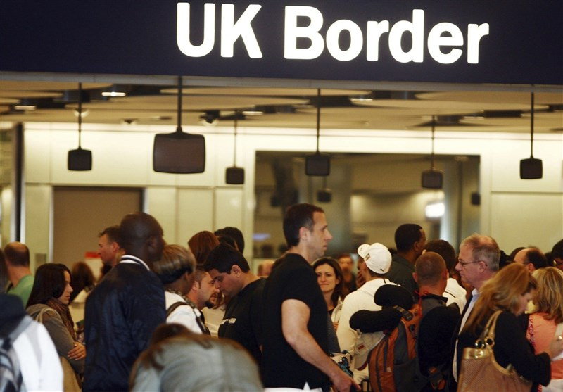 Net Immigration to UK Falls to Lowest since December 2013: ONS